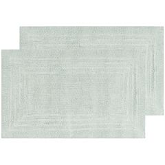 Safavieh Plush Framed II Bath Rug Collection