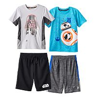Boys 4-7x Star Wars a Collection for Kohl's Mix & Match Outfits