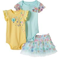 Baby Girl Baby Starters Giraffe Mix & Match Collection
