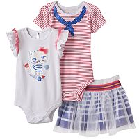 Baby Girl Baby Starters Cat Mix & Match Collection