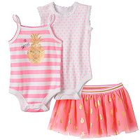 Baby Girl Baby Starters Pineapple Mix & Match Collection