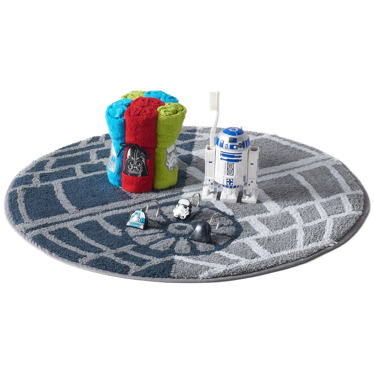 star wars episode vii the force awakens bath accessories collection