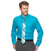 Men's Van Heusen Dress Shirt & Tie Combination