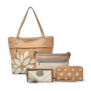 Relic Neutral Florals Handbag Collection