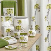 Canteen Flower Bathroom Accessories Collection