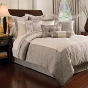 Home Classics Platinum 20-pc. Scroll Bed Set