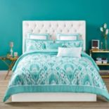 Christian Siriano Capri Comforter Collection