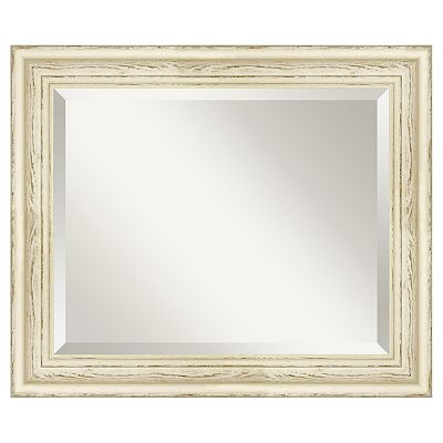 Amanti Art Country Whitewash Wall Mirrors
