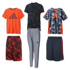 Boys 8-20 adidas Collection