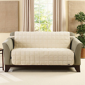 Sure Fit Deluxe Comfort Armless Slipcover Collection