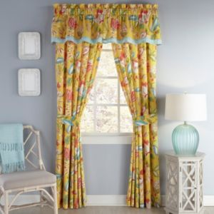 Waverly Modern Poetic Window Treatment Collection