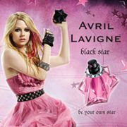 Avril Lavigne Black Star Fragrance Collection