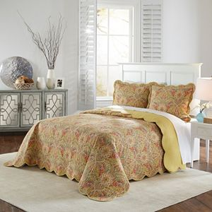 Waverly Swept Away Bedspread Collection