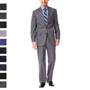 Men's J.M. Haggar Premium Classic-Fit Stretch Suit Separates