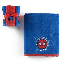 Spider-Man Bath Towel Collection