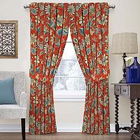 Waverly Brighton Blossom Window Treatment Collection