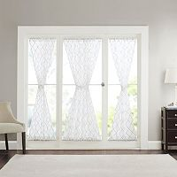 Madison Park Iris Sheer Window Treatment Collection