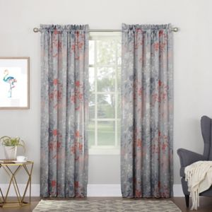 Sun Zero Ashbury Room Darkening Window Treatment Collection