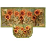 Mohawk Home Sunflower Kitchen Rug