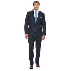 Big & Tall Shaquille O'Neal Classic-Fit Wool Suit Separates