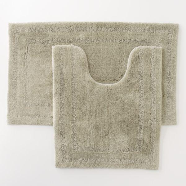 Simply Vera Vera Wang Cotton Blend Bath Rugs