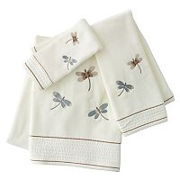 Home Classics® Shalimar Dragonfly Bath Towels