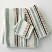 Home Classics Shalimar Striped Bath Towels