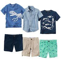 Baby Boy Carter's Dinosaur Mix & Match Outfits
