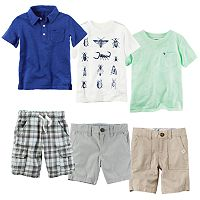 Baby Boy Carter's Explorer Mix & Match Outfits