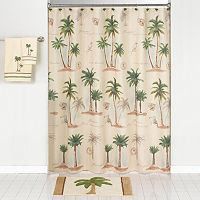 Saturday Knight, Ltd. Key Largo Shower Curtain Collection