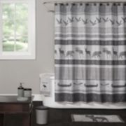 Saturday Knight, Ltd. Wilderness Calling Shower Curtain Collection