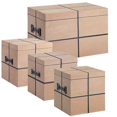 Neu Home Portaline Storage Boxes