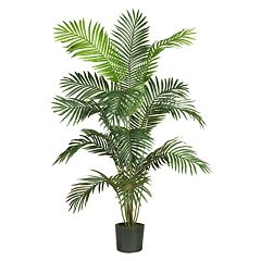 Click here to buy nearly natural Silk Paradise Palm Trees.