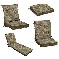 Bombay® Outdoors Palmetto Floral Reversible Cushion & Pillow Collection
