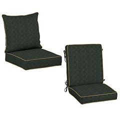 Bombay® Outdoors Tangier Stitch Reversible Chair Cushion Collection