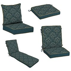 Bombay® Outdoors Royal Zanzibar Medallion Reversible Cushion & Pillow Collection