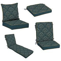 Bombay® Outdoors Royal Zanzibar Medallion Reversible Cushion & Pillow Collection