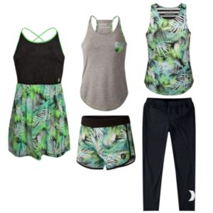 Girls 7-16 Hurley Mix & Match Outfits