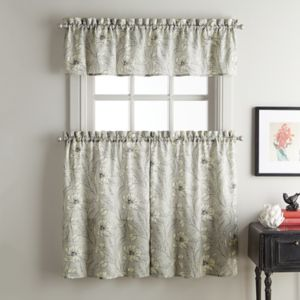 Sketch Floral Window Treatment Collection