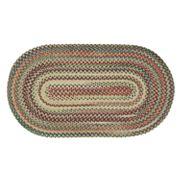 Capel Sherwood Forest Reversible Braided Rug