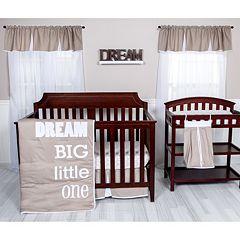 Trend Lab Dream Big Little One Crib Bedding Coordinates