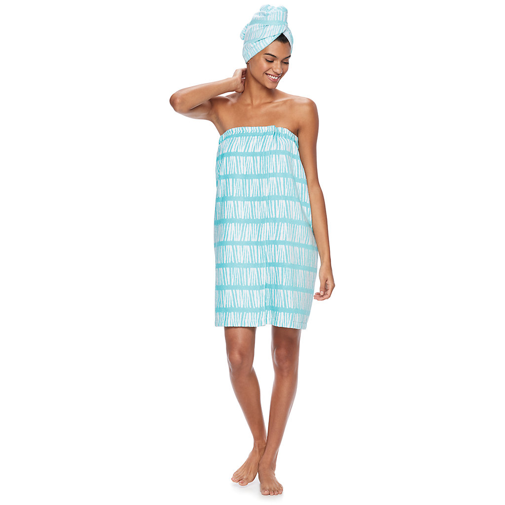 Simple By Design Bath Wrap Collection