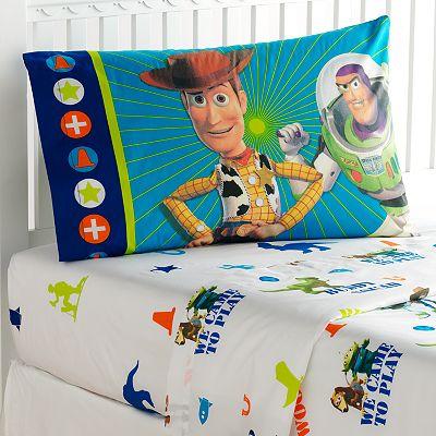 Story Bedroom  on Disney Pixar Toy Story Sheet Set