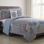 VCNY Azuelos Quilt Collection