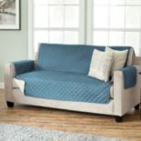 Home Fashion Designs Solid Slipcover Collection