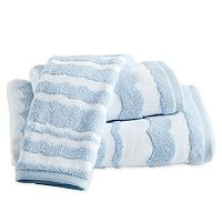 Destinations Wave Scallop Bath Towel Collection