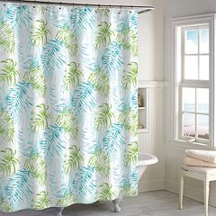 Destinations Tulum Shower Curtain Collection