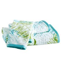 Destinations Tulum Print Bath Towel Collection