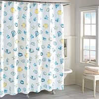 Destinations Barbados Shower Curtain Collection