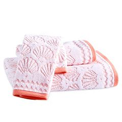 Destinations Cape May Shell Bath Towel Collection